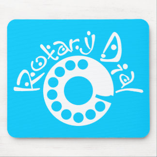 Rotary Dial Mousepad