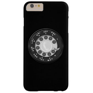 Rotary Dial Retro Look Barely There iPhone 6 Plus Case