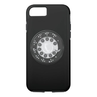 Rotary Dial Retro Look iPhone 7 Case