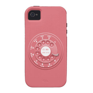Rotary Faux Case-Mate iPhone 4 Cover