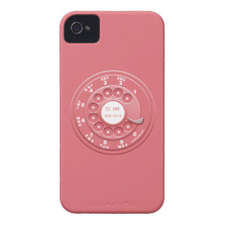 Rotary Faux Case-Mate iPhone 4 Cases