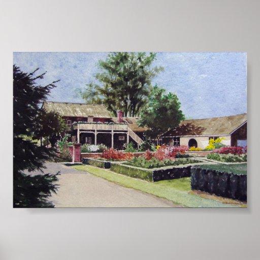 Rotary Gardens In Janesville Wisconsin Poster Zazzle