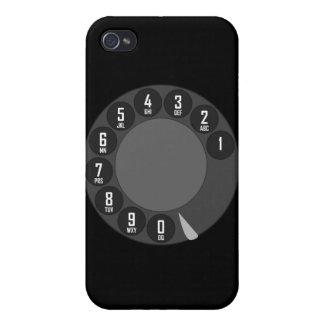 Rotary phone classic iPhone 4 cover
