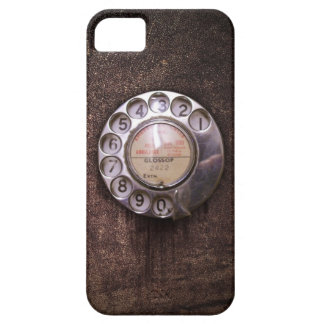 Rotary phone dial iPhone SE/5/5s case