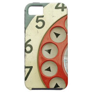 Rotary Phone -  iPhone5 Case - SRF