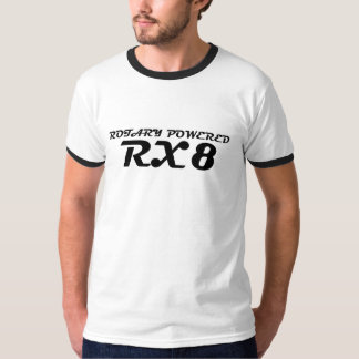 Rotary Powered Rx8 Tee Shirts