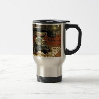 Rotary Telephone Travel Mug