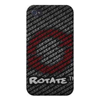 Rotate Logo I iPhone 4 Case