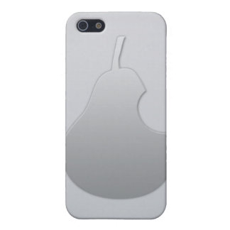Rotate Pear iPhone 4 Case