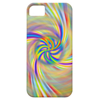 Rotating Rainbow iPhone Case