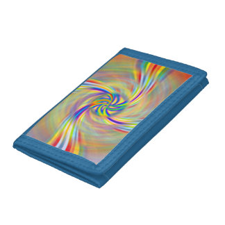 Rotating Rainbow Wallet