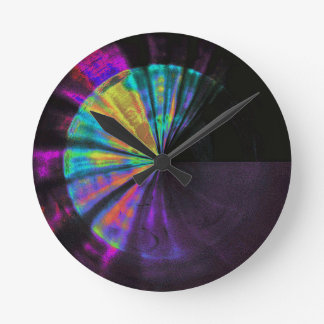 Rotation Round Clock