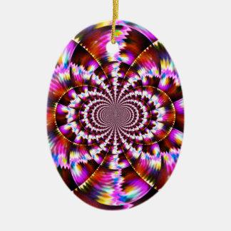 Rotational Ceramic Ornament