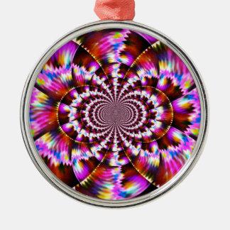 Rotational Metal Ornament