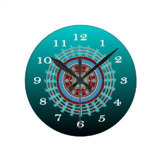 Rotations Wall Clock