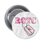 ROTC Mom: Help Wanted Button