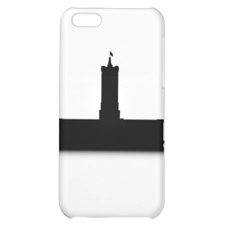 Rotes Rathaus Case For iPhone 5C