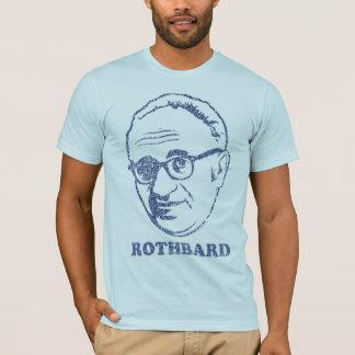 Rothbard Distressed T-shirt - Customized