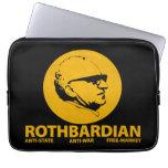 Rothbardian Electronics Case Laptop Computer Sleeves