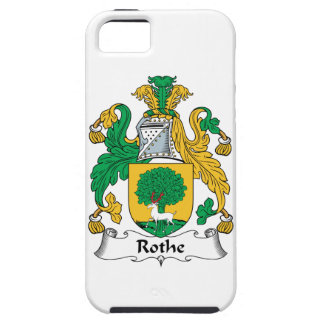 Rothe Family Crest iPhone 5/5S Covers
