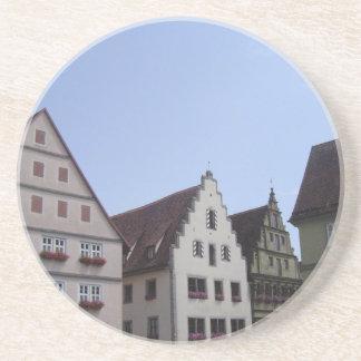 Rothenberg Square Drink Coaster