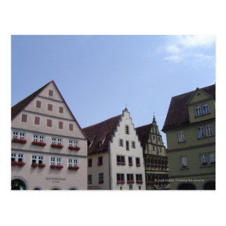 Rothenberg Square Postcard
