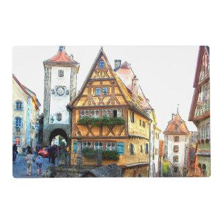 Rothenburg20150903 Placemat