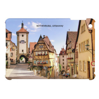 ROTHENBURG, GERMANY iPad MINI COVER