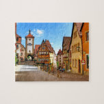 "ROTHENBURG, GERMANY JIGSAW PUZZLE<br><div class=""desc"">ROTHENBURG GERMANY,  IT&#39;S LIKE GOING BACK IN TIME...   I LIVED IN GERMANY FOR FIVE YEARS AND IT&#39;S ONE OF MY FAVORITE PLACES..</div>"