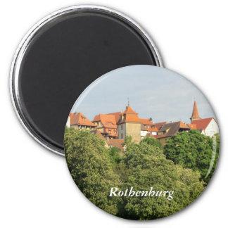 Rothenburg, Germany Refrigerator Magnet