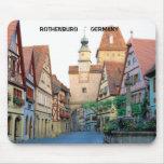 ROTHENBURG GERMANY MOUSEPADS