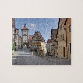 Rothenburg Jigsaw Puzzle