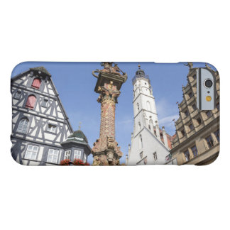 Rothenburg ob der Tauber Bayern Barely There iPhone 6 Case