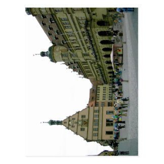 Rothenburg ob der Tauber Brego Aragon?s  Asturianu Postcard