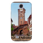 Rothenburg od Tauber - Klingentor Galaxy S4 Case