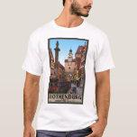 Rothenburg od Tauber - Markusturm T-Shirt