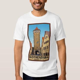 Rothenburg od Tauber - Rödertor Camisas