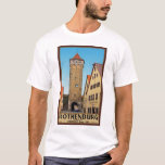 Rothenburg od Tauber - Rödertor T-Shirt
