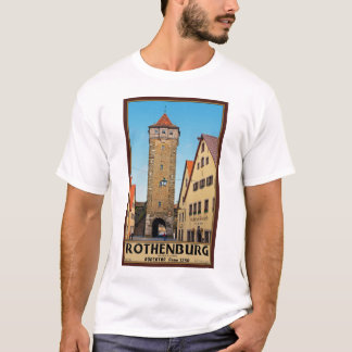 Rothenburg od Tauber - Rödertor T-Shirt