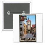 Rothenburg od Tauber - Sieberstor Buttons