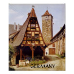 ROTHENBURG UNTOUCHED BY TIME, POSTERS