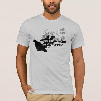 """Rothenhagen """"Get Educated"""" T-Shirt"""