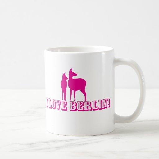 """Rothenhagen """"I Love Berlin"""" Mugs"""