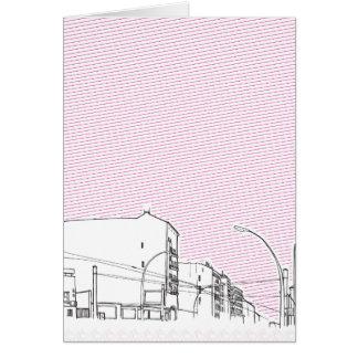"""Rothenhagen """"I Love Berlin"""" Part 1 Card"""