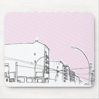 "Rothenhagen ""I Love Berlin"" Part 1 Mouse Pad"
