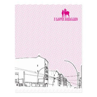 "Rothenhagen ""I Love Berlin"" Part 1 Postcard"