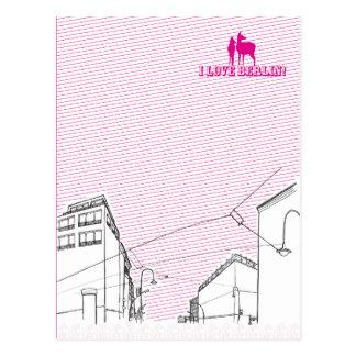 "Rothenhagen ""I Love Berlin"" Part 2 Postcard"
