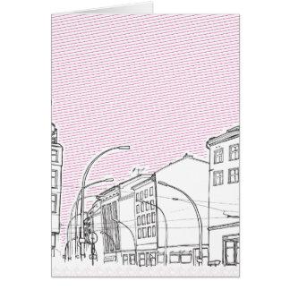 """Rothenhagen """"I Love Berlin"""" Part 3 Card"""