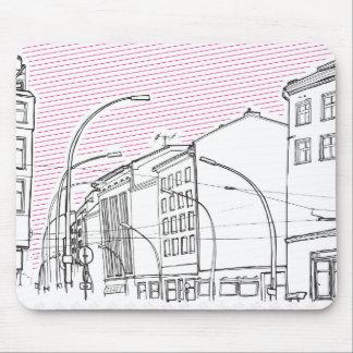 "Rothenhagen ""I Love Berlin"" Part 3 Mouse Pad"