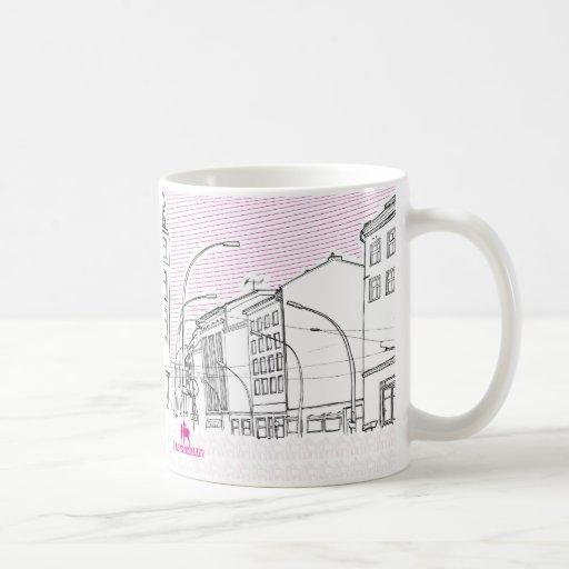 "Rothenhagen ""I Love Berlin"" Part 3 Coffee Mugs"